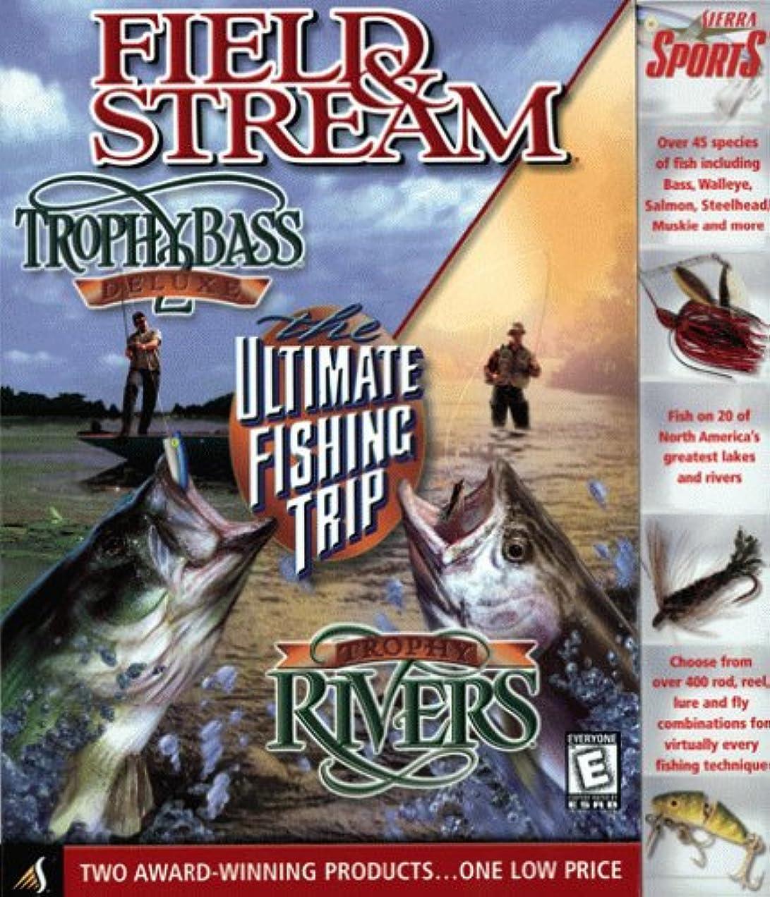 再生取り出す不承認Field & Stream Ultimate Fishing Pack (輸入版)