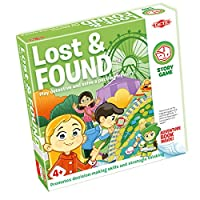 Tactic 54889 Lost and Found ストーリーゲーム