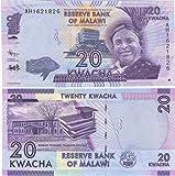 グッズ世界紙幣 - マラウイ20クワチャ紙幣クリスプ/ 2012 /マラウイ/ UNC準備銀行