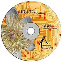 Ubuntu Linux 18.04 DVD - OFFICIAL 64-bit release - Long Term Support [並行輸入品]