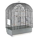 ファープラスト 鳥かご ビオラ ブラック VIOLA BLACK 鳥籠 ゲージ フルセット カナリア セキセイインコ 小型鳥用 中型鳥用