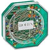 Bohin 26593 Straight Pin Size 28-1 3/4in 100ct