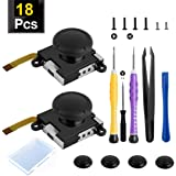 Switch-joystick-replacement-joy-cons Joycon-repair-kit-for-Nintendo-switch-controllers Repair-kit-for-switch-lite-joystick Th