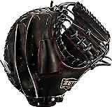 ZETT(ゼット) 野球 軟式 キャッチャーミット ネオステイタス 右投用 レッド/オークブラウンS(6436S) BRCB31812