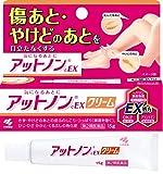【第2類医薬品】アットノンEX クリーム 15g