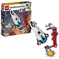 レゴ(LEGO) オーバーウォッチ ウォッチポイント:ジブラルタル 75975