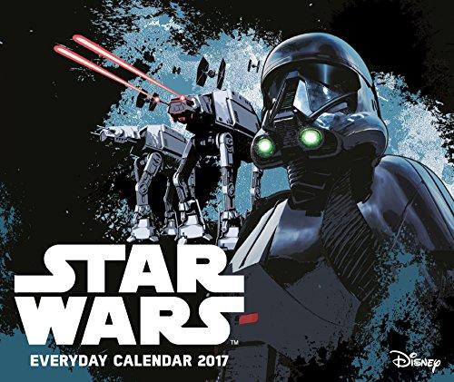 Star Wars Official 2017 Desk Block Calendar (Calendar 2017)