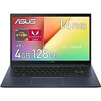 ASUS ノートパソコン M413DA ( 14インチ / AMD Ryzen 3 3250U /4GB, 128GB…