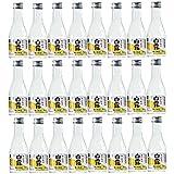 日本酒 越乃銀紋 白露 普通酒 辛口 180ml 24本 セット 1ケース 1ヶ月分 御神酒 高野酒造 新潟県