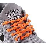 結ばない靴紐キャタピラン!ランニングシューズの靴紐を取り替えてみた