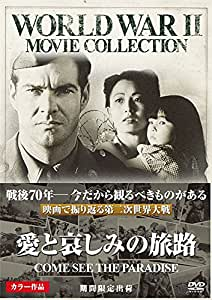 愛と哀しみの旅路 [DVD]
