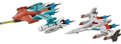figma ギャラクシアン/ギャラガ Galaxian Galaxip GFX-D001a / Galaga Fighter GFX-D002f