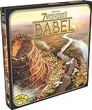 世界の七不思議拡張セット バベル (7 Wonders: Babel) 多言語版 ボードゲーム
