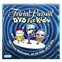 Trivial Pursuit Dvd For Kids by Hasbro [並行輸入品]