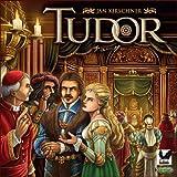 チューダー(Tudor)日本語版/テンデイズゲームズ・Corax Games/Jan Kirschner