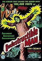 Indestructible Man [DVD] [Import]
