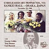 Vol. 7-Unreleased Art Pepper