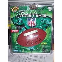 Trivial Pursuit NFL Handheld Game