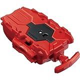 Takara Tomy B-108 Takaratomy Beyblade Burststring Beylauncher Red Color Right Spin Top