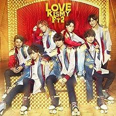 LOVE(初回盤A)
