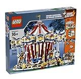 レゴ (LEGO) クリエイター・メリーゴーランド 10196