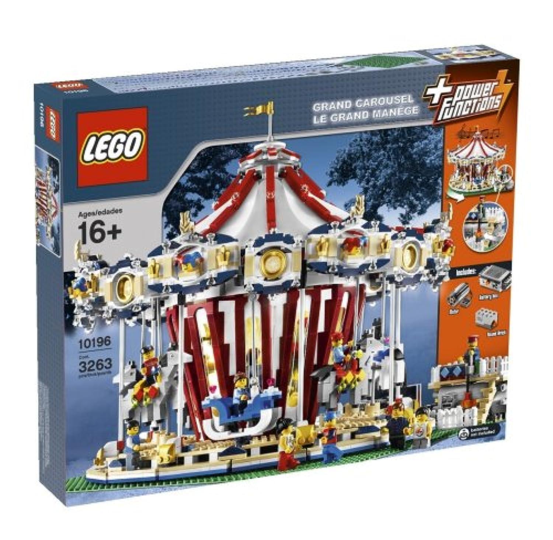レゴ (LEGO) クリエイター?メリーゴーランド 10196