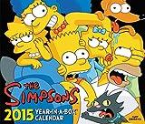 The Simpsons 2015 Calendar