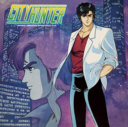 CITY HUNTER オリジナル・アニメーション・サウンドトラック Vol.2