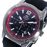 オリエント ORIENT SP Chronograph Quartz Men's watch STW01006B0 Black [並行輸入品]