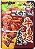 味覚糖 Sozaiのまんま こてっちゃん牛もつ炒めのまんま 14g×10袋