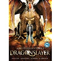 Adventures of a Teenage Dragonslayer ( I Was a 7th Grade Dragon Slayer ) [ NON-USA FORMAT, PAL, Reg.2 Import - United Kingdom ] by Lea Thompson
