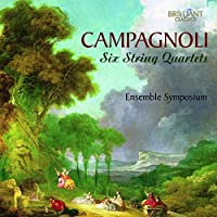 Campagnoli: 6 String Quartets
