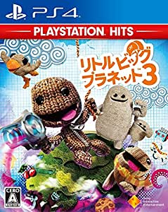 【PS4】リトルビッグプラネット3 PlayStation Hits 【Amazon.co.jp限定】PlayStation HitsオリジナルPC&スマホ壁紙 配信
