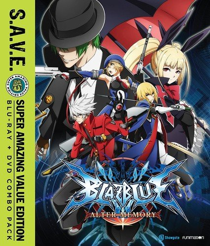 Blazblue: Alter Memory - Complete Series - Save [Blu-ray] [Import]
