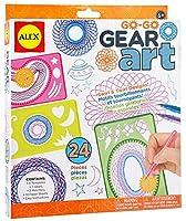 ALEX Toys Artist Studio Go Go Gear Art [並行輸入品]