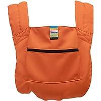 日本エイテックス キャリフリー ポケッタブルキャリー 抱っことおんぶで使える 軽量ポケッタブル抱っこひも オレンジ 01…