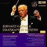 ベルナルド・ハイティンク&シュターツカペレ・ドレスデン/ライヴ集~ブルックナー:交響曲第8番、マーラー:『復活』、ブラームス:交響曲第1番、他(6CD