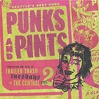 Vol. 2-Punks & Pints-Seattle's Best Punk