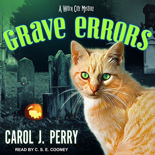 Download Grave Errors (Witch City Mysteries) 1515959597