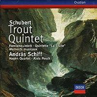 Schubert: Trout Quintet; Moments Musicaux (2008-09-16)