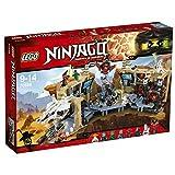 レゴ ニンジャゴー 70596 洞窟基地 ニンジャベースX