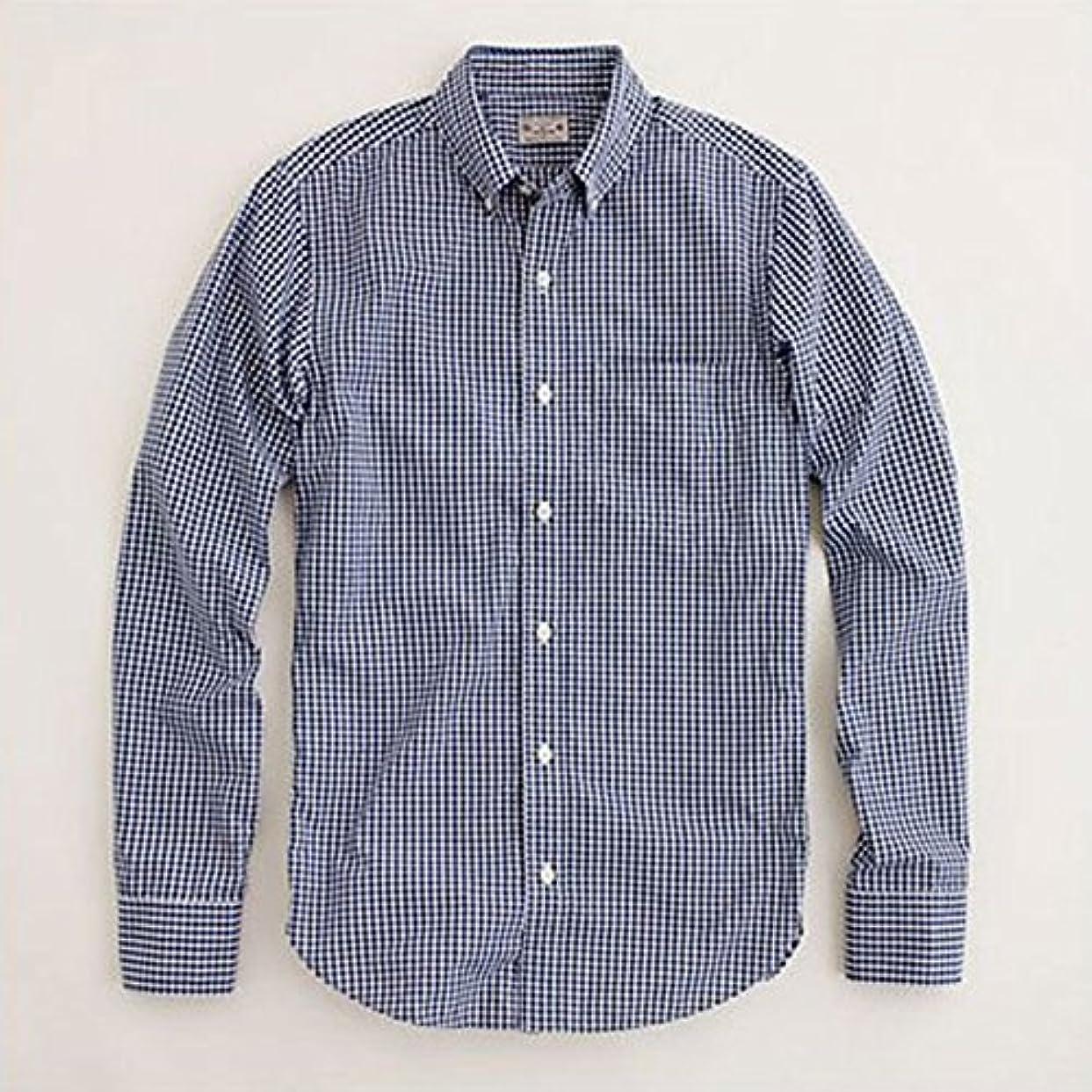 憎しみ奨励判読できない[ジェイクルー] J.CREW 正規品 メンズ 長袖シャツ SLIM WASHED SHIRT 並行輸入品 (コード:4075763842)