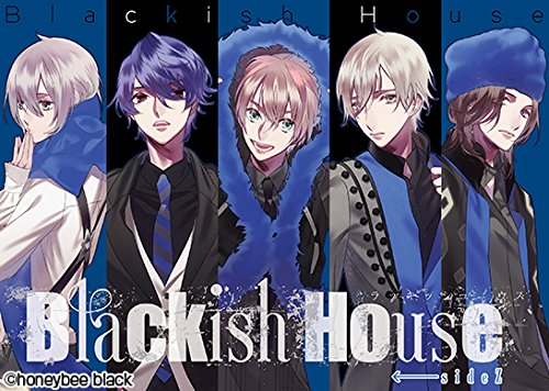Blackish House ←sideZ 通常版