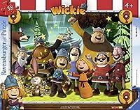 Ravensburger Adventures of Wickieジグソーパズル( 38ピース)