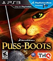 Puss in Boots (Move Enabled) - Playstation 3 [並行輸入品]