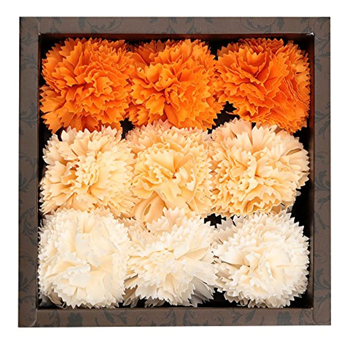 差果てしないキャリア(キステ)Kisste 入浴剤 フラワーフレグランス*Carnation*~石鹸の香り~ 5-3-01955