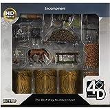 WizKids 4D Settings Miniatures - Encampment