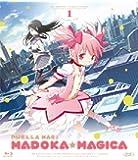 Madoka Magica #01 (Eps 01-04) [Italian Edition]