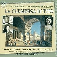 Mozart W.a.: Clemenza Di Tito