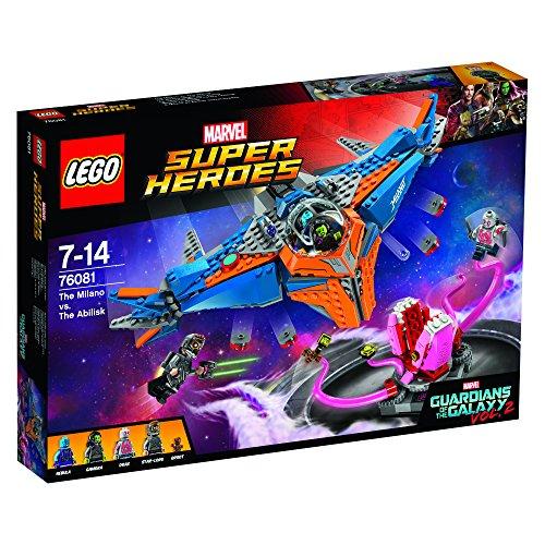 レゴ(LEGO) スーパー・ヒーローズ マーベル_3(仮) 76081